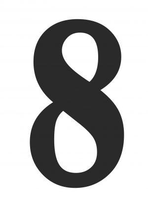Цыфра 8