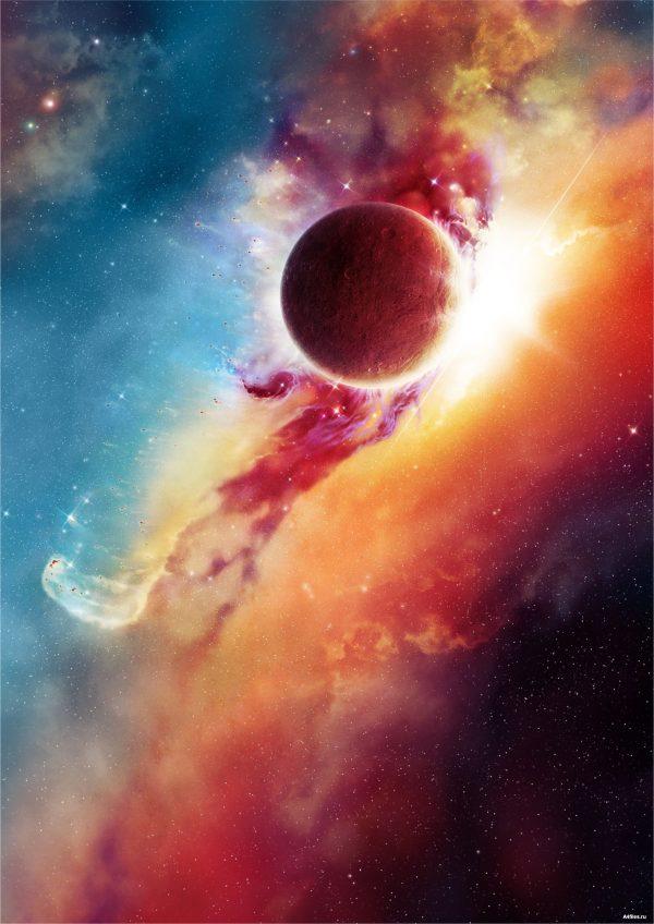 Картинка космос скачать